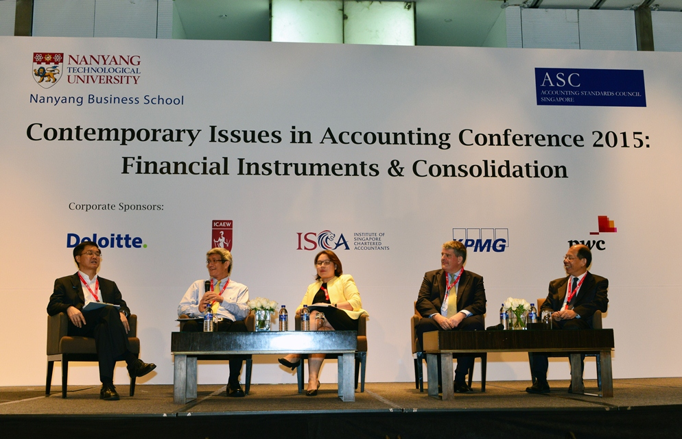 Contemporary Issues in Accounting Conference 2015