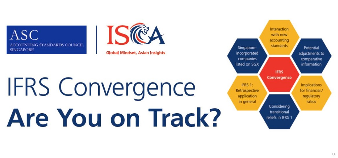 ASC issues Q&As on full IFRS convergence to Singap